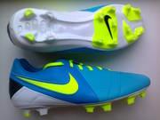 Профессиональные бутсы Nike CTR 360. Барселона.