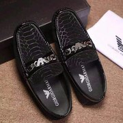 Купити шкіряне взуття Armani