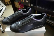 Шкіряне взуття Prada (реальні фото)