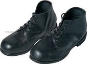 Рабочие ботинки юфть-кирза,  новые,  41 р.